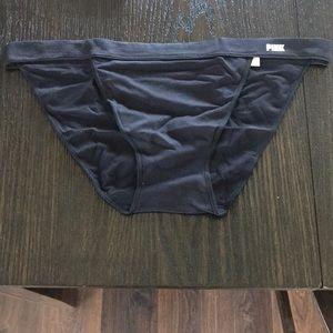 Victoria's Secret PINK high leg bikini underwear